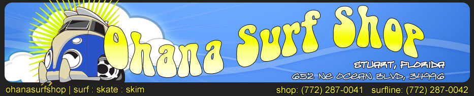 Check out Ohana Surf Shop for Reef Safe Sunscreen