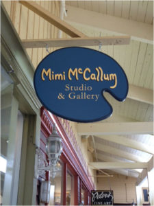 Mimi McCallum Studio & Gallery