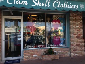 Clam Shell Clothiers
