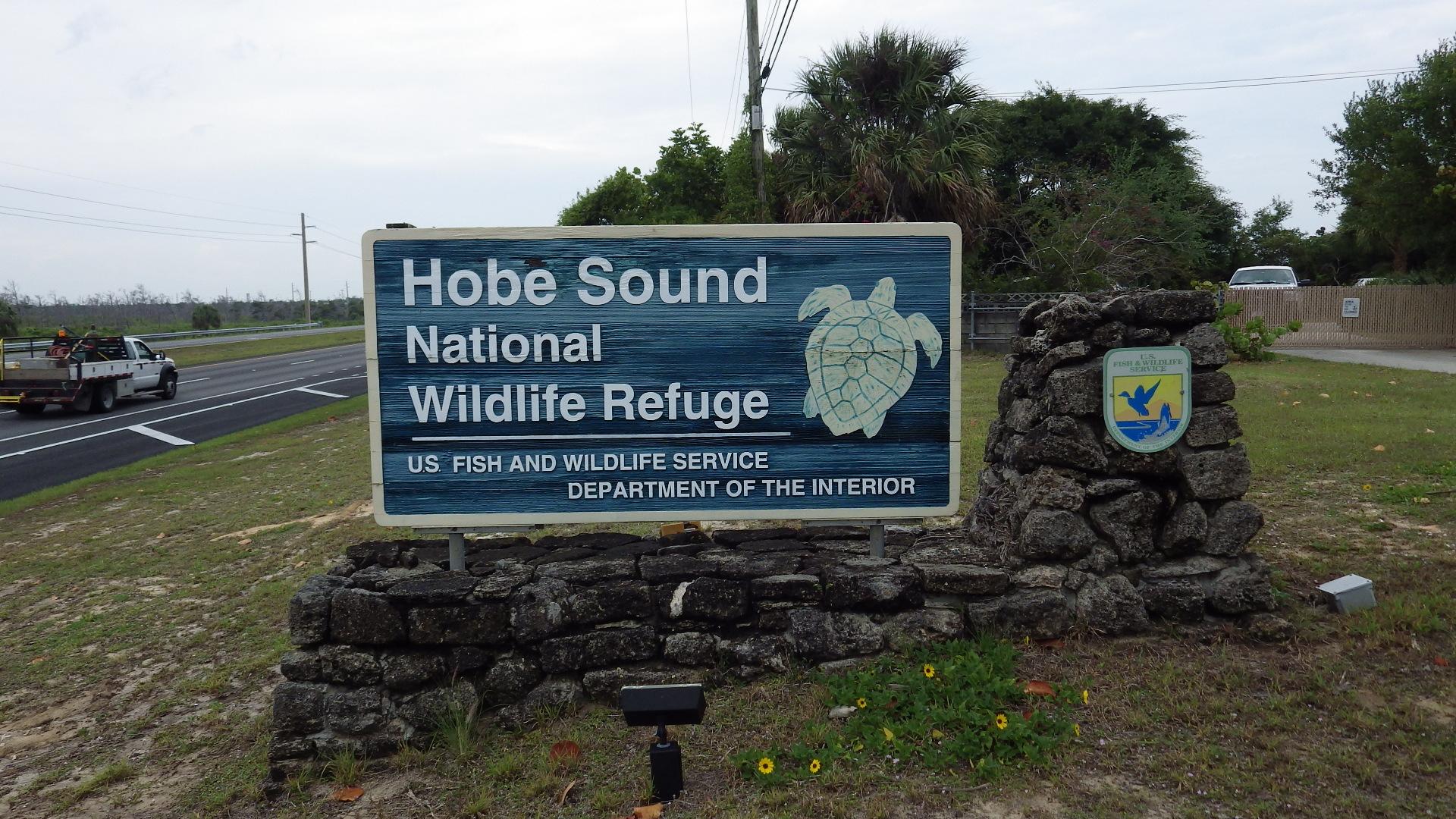 Hobe Sound Nature Center at the National Wildlife Reguge Image