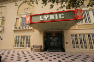The Lyric Theater