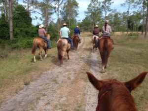 Choyce Horseback Riding and Equitours