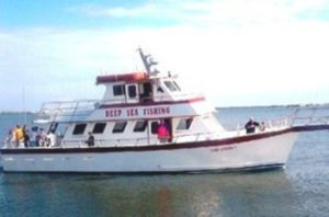 Lady Stuart 1 Deep Sea Fishing