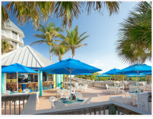 Hutchinson Island Marriott Beach Resort & Marina Tiki Bar