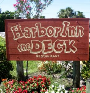 The Deck Restaurant at Harbor Inn & Marina