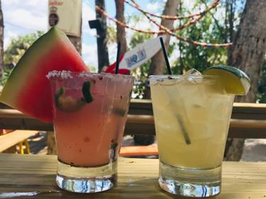 Tako Tiki craft cocktails
