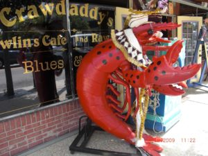 Crawdaddy's N'awlins Grill & Bar