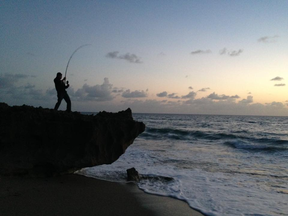 Winter Fishing in Martin County Image