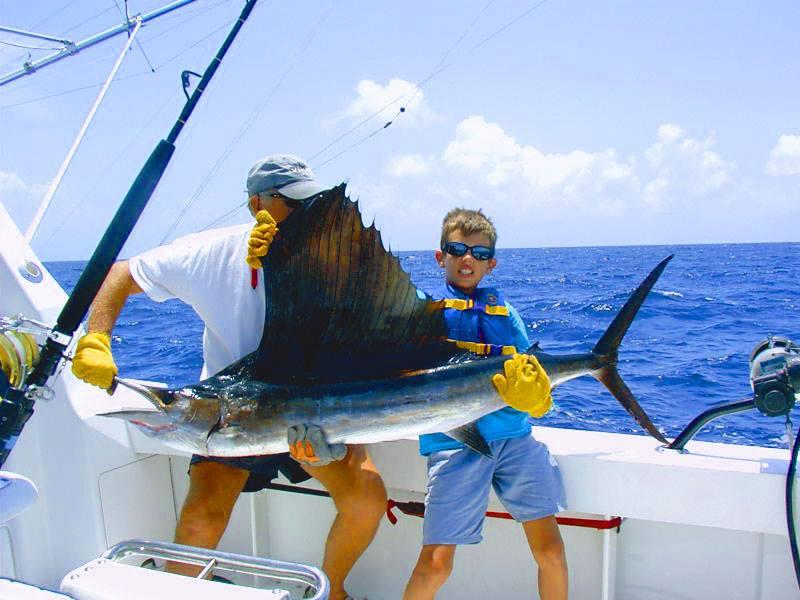 Sailfish Capital of the World Family Fishing