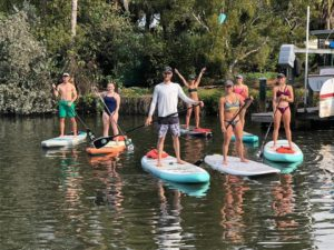 The Flying Fish Paddle Sports