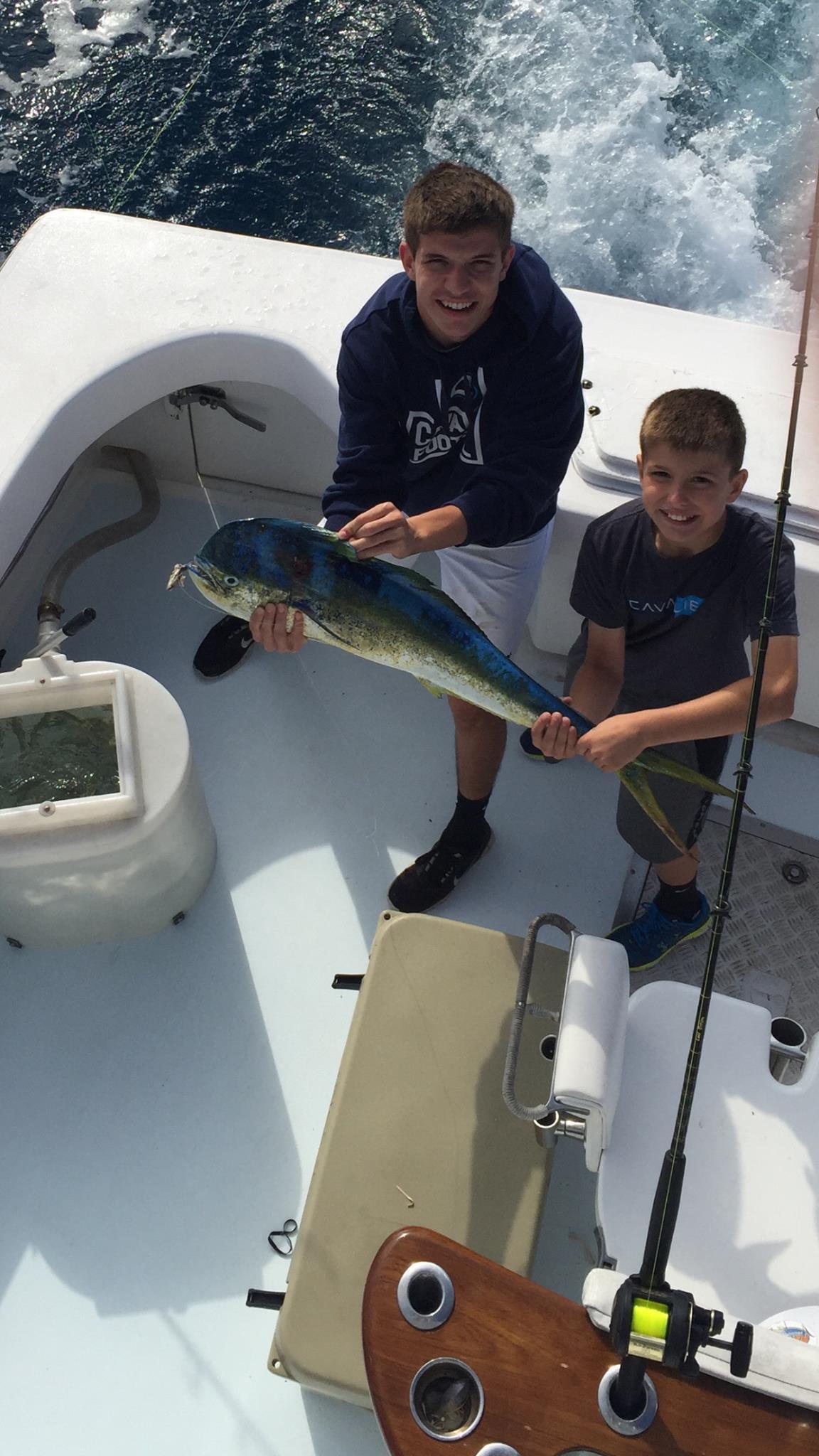 Wet-n-Wild Sportfishing Charter