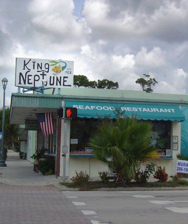 king neptune restaurant martin county. Black Bedroom Furniture Sets. Home Design Ideas