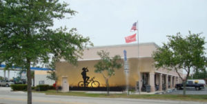 Village Bike Shop Hobe Sound Florida Mural