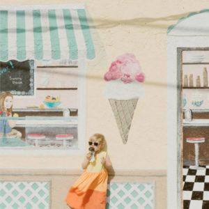 Ice Cream & More Hobe Sound Mural