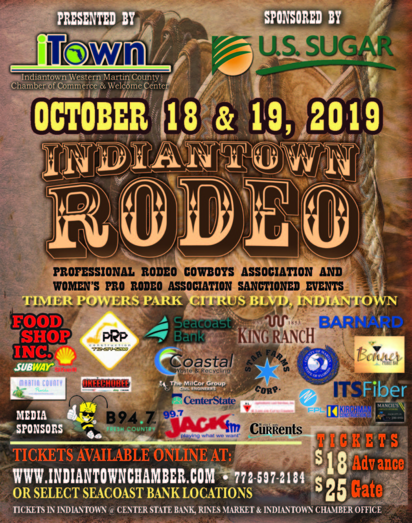 2019 Indiantown Rodeo