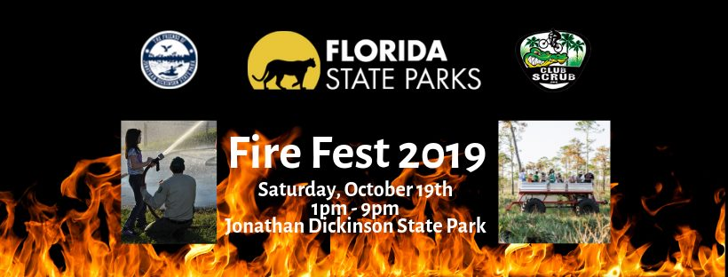 Florida State Parks Fire Fest