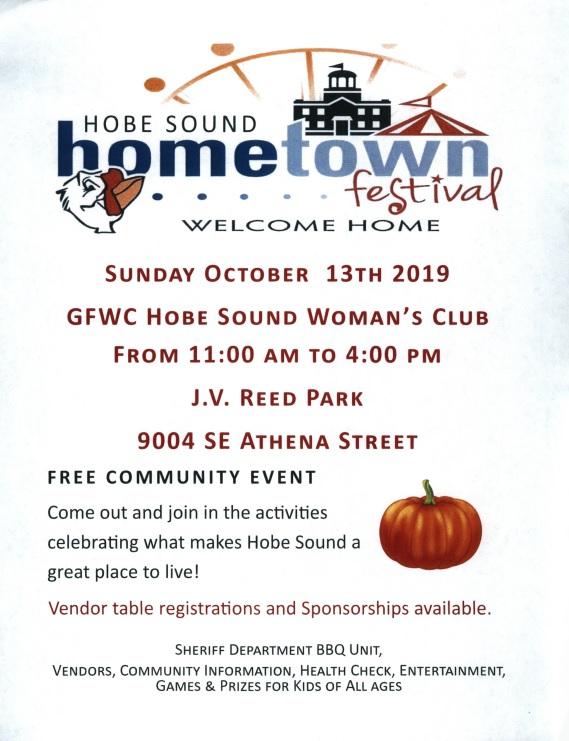 Hobe Sound Hometown Festival