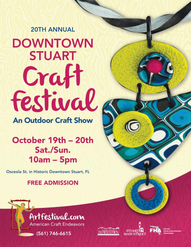 Downtown Stuart Craft Festival