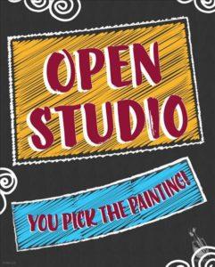Open Studio 2-hour