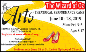 Wizard of Oz Theatrical Performance Camp