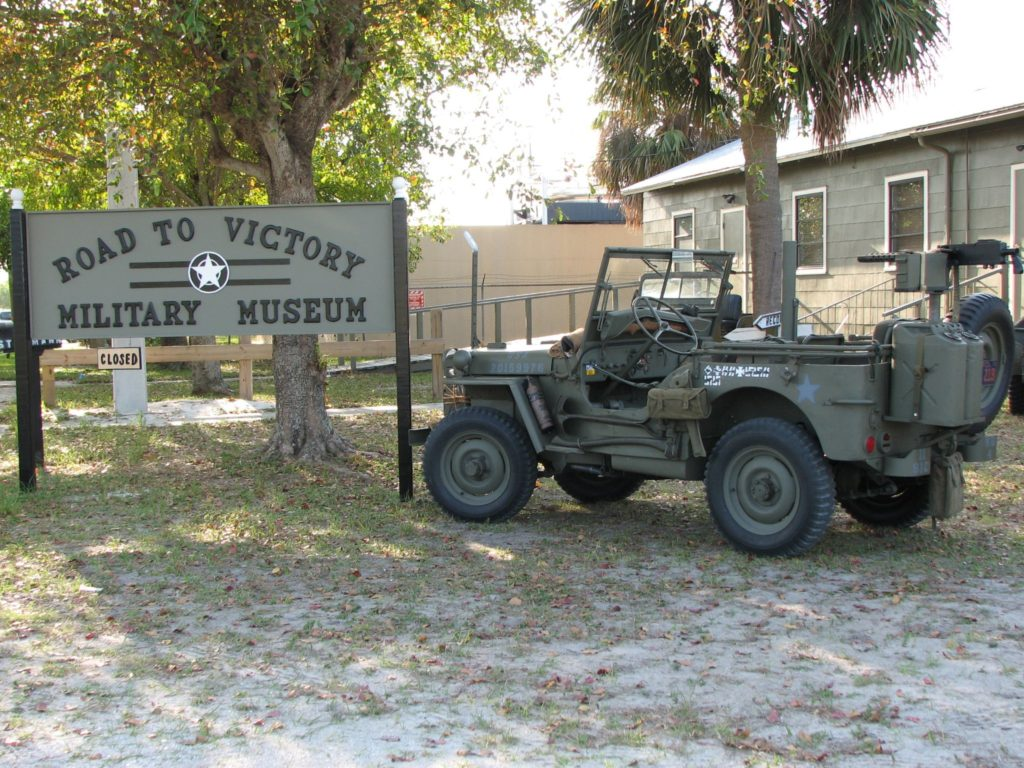 Road to Victory Military Museum Stuart Florida