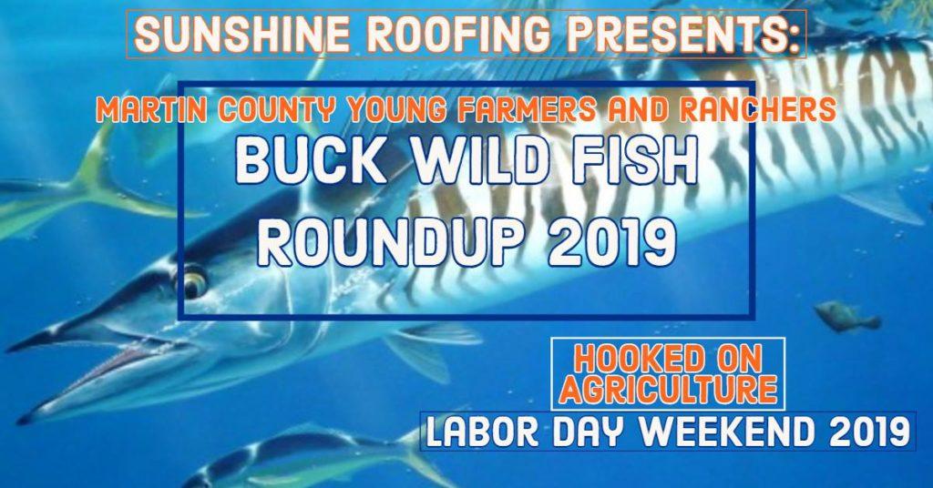 Buck Wild Fish Roundup Port Salerno
