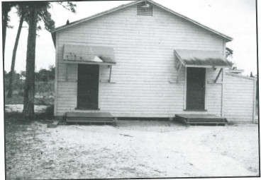 The New Monrovia One-Room Schoolhouse