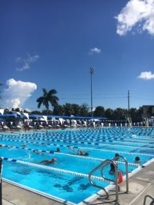 Florida Swimming Pool Association Invitational Swimming and Diving Meet