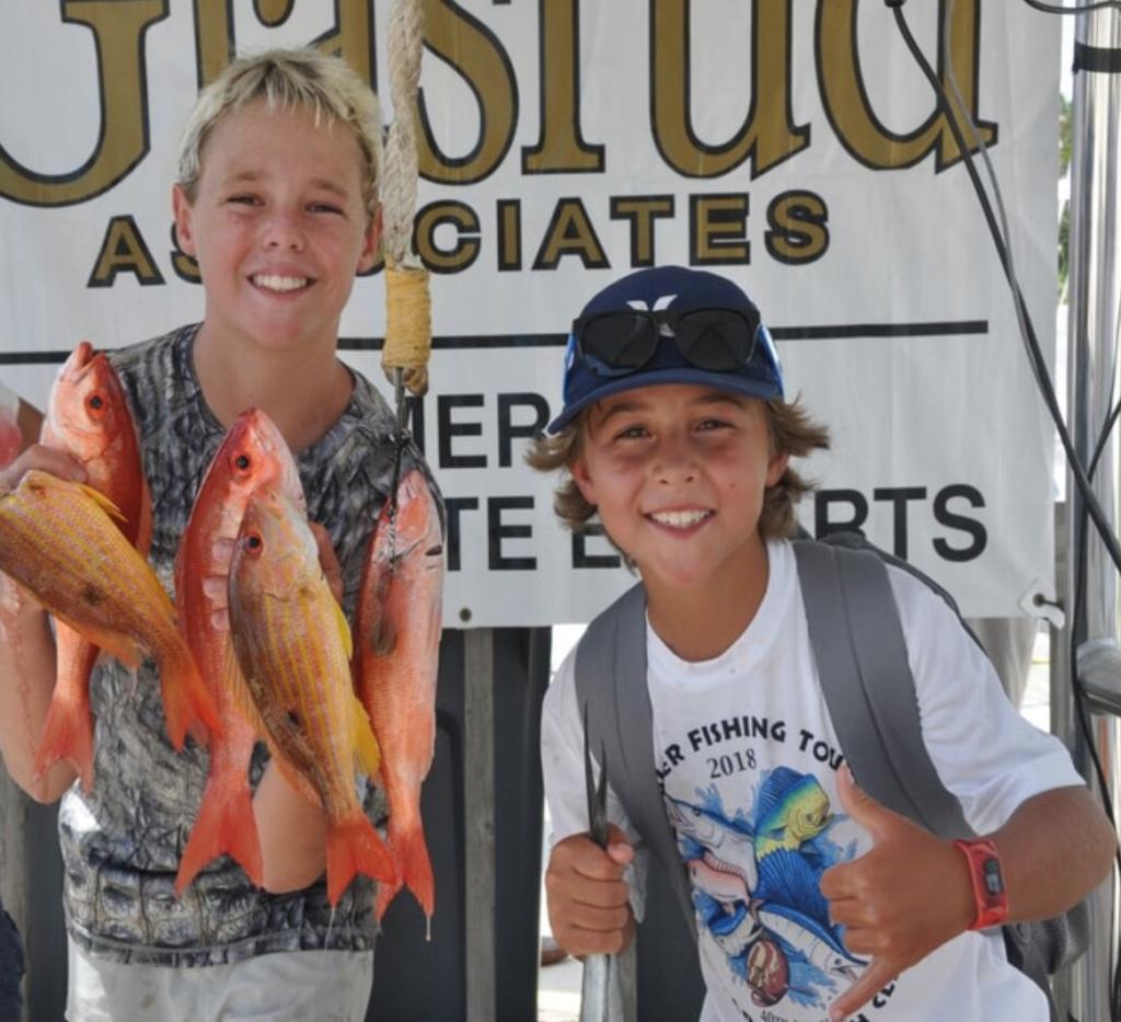 Junior Angler Tournament Stuart Florida