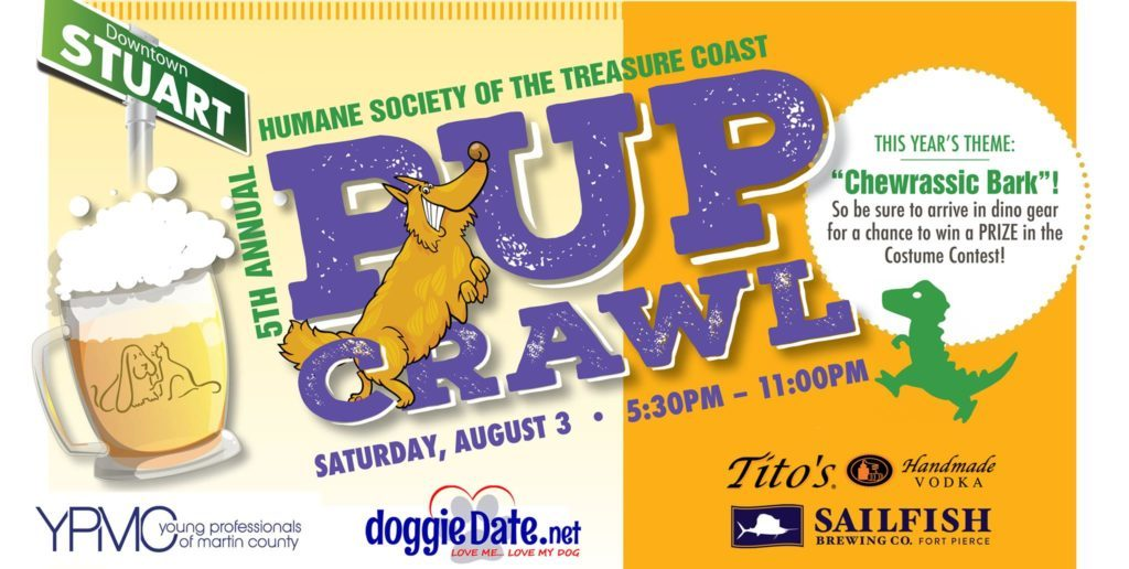 Pup Crawl Stuart Florida