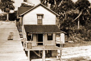Captain Henry Sewall's House