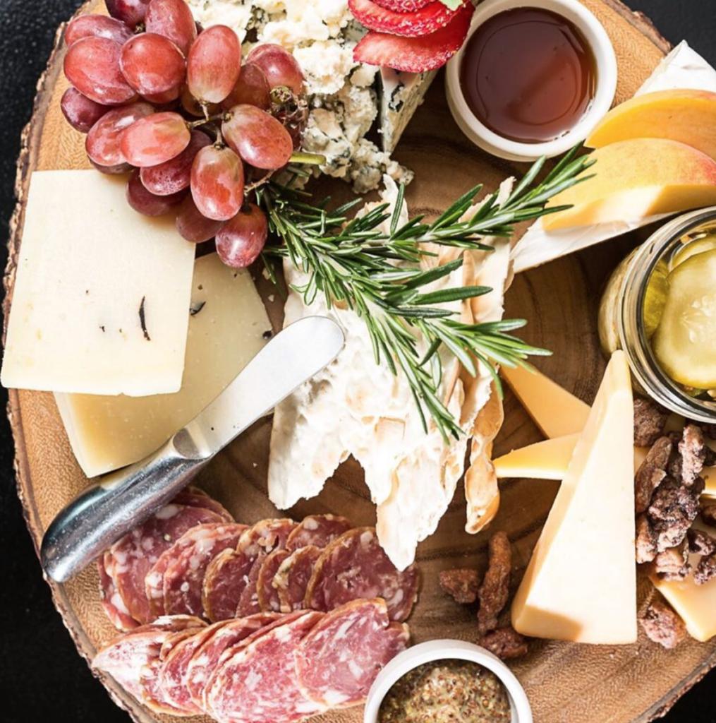 The Gafford Cheese Charcuterie
