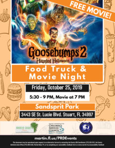 Food Truck and Movie Night