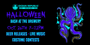 Halloween Bash at the Brewery