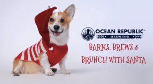 Barks, Brews & Brunch with Santa!