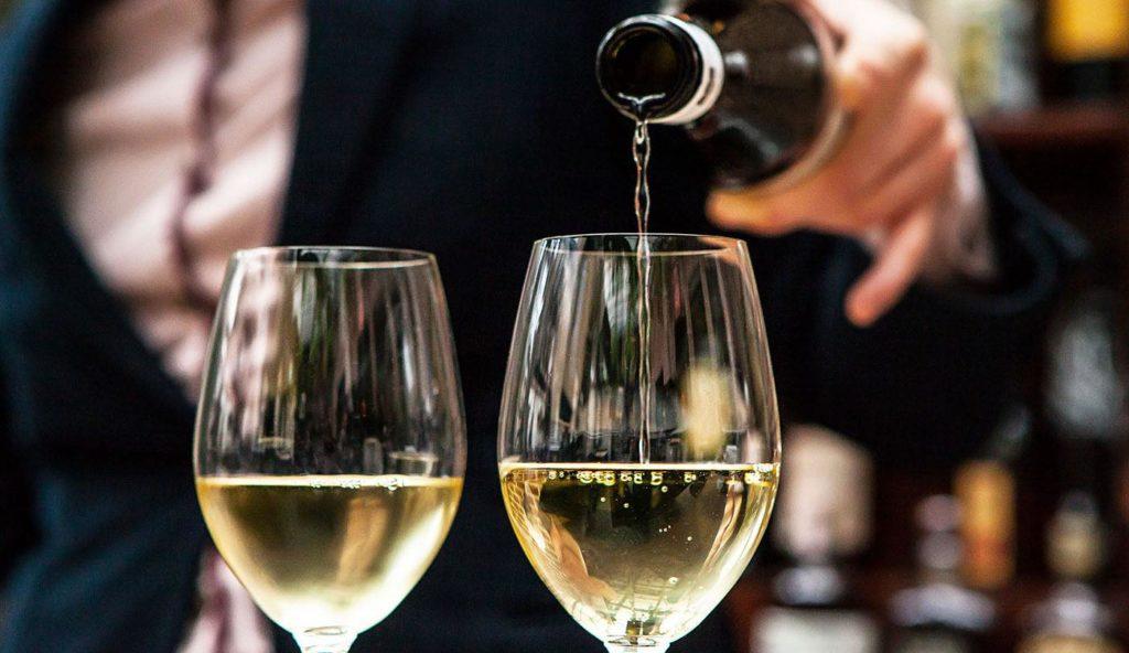 wine, white wine, cheers