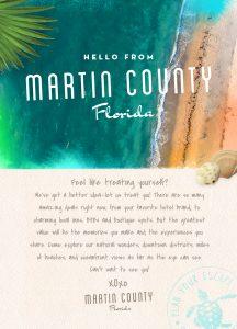 Treat Yourself Postcard Design