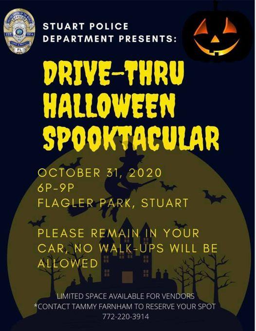 Drive-Thru Halloween Spooktacular
