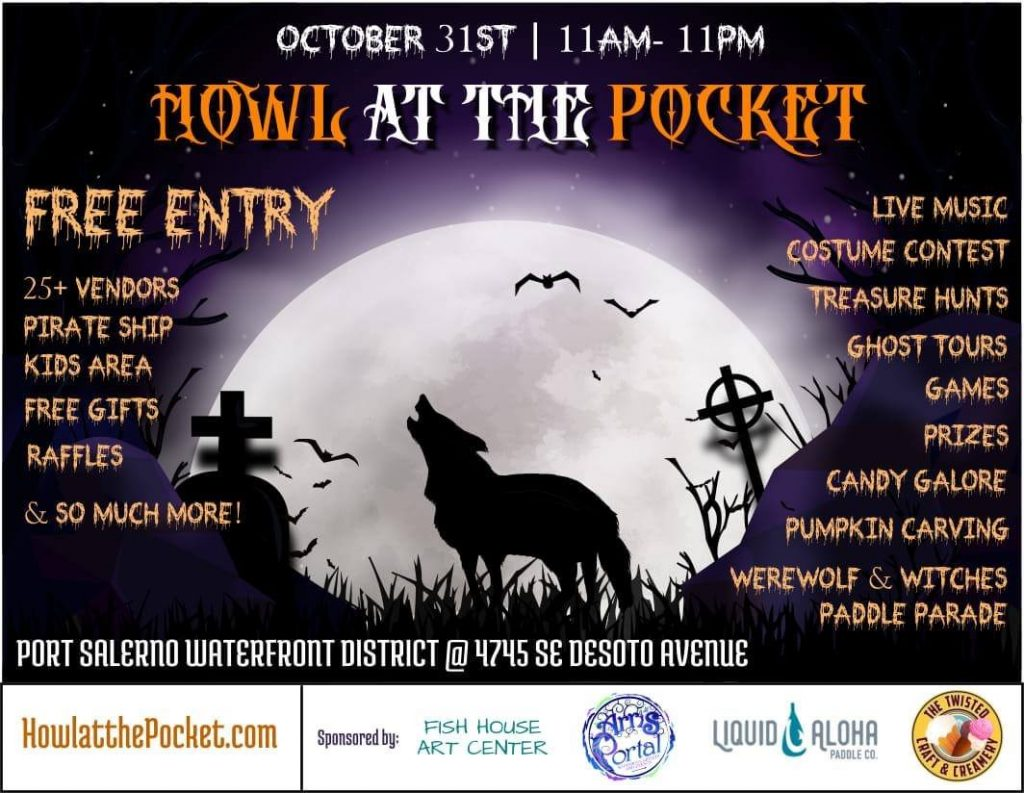 Howl at the Pocket