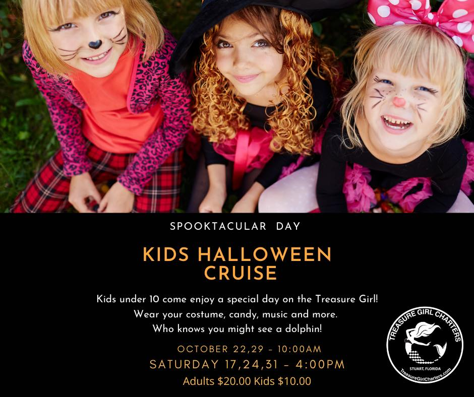 Kids Halloween Cruise