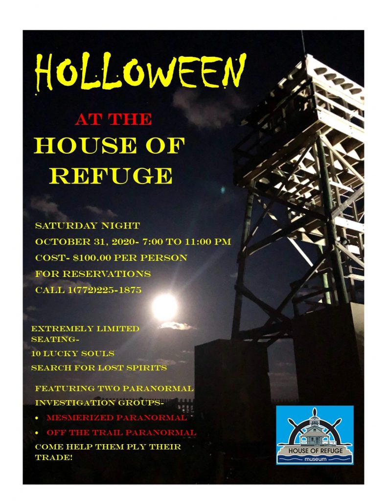 Halloween at the House of Refuge