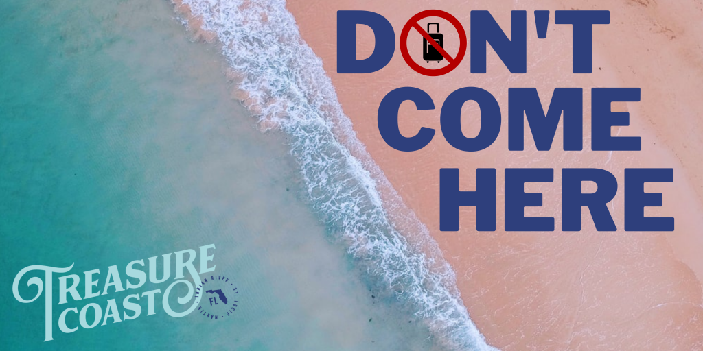 Dont Come Here Podcast logo